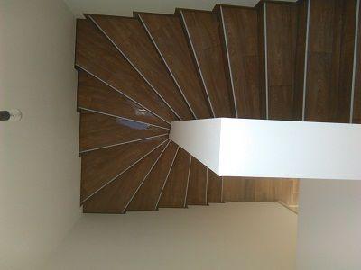 schody s PVC