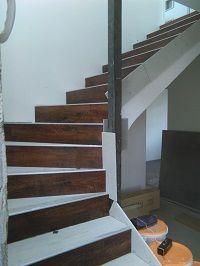 Vynilové schodiště